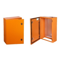 Wall Mount Enclosure 600w x 400h x 200d Orange X15